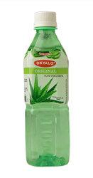 500ml de bebida de Aloe Vera com polpas Aloe fresco