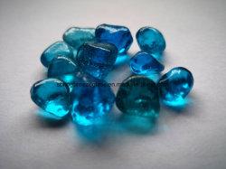 Les perles de verre de couleur pour la décoration