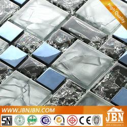 라미네이트, 얼음 균열, 벽 장식용 플레이팅 유리 모자이크(G655010)