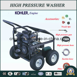 Wasmachine van de Druk van de Plicht van de Benzine 170bar van Ce de Middelgrote (hpw-QK605K)