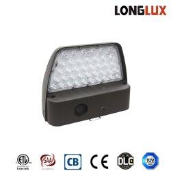 L'aluminium LED 80W Outdoor down Wall Pack Light avec certificat CE UL&