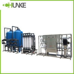 Chunke PLC Micron Computer Control Stainless Steel RO Water Treatment System 、 CE 認証取得