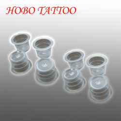 Venta caliente de la Copa de la tinta del tatuaje de accesorios baratos Hb1004-1/2/3