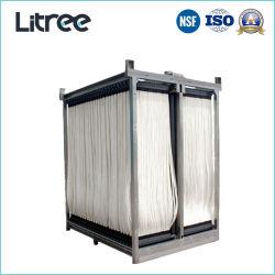 Usine de traitement des eaux usées de l'UF MBR pour l'eau de purification du filtre