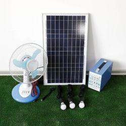 10W LED 電球 / 3pcs 太陽光発電システム(屋外および屋内用