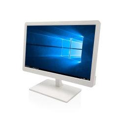 백색 사례 18.5 WiFi Bluetooth에서 건축되는 1 PC에서 인치 컴퓨터 Hm65 Win10 OS 전부