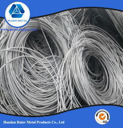 L'aluminium sur le fil de la ferraille, de la ferraille en aluminium pur à 99,9 %