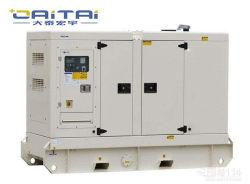 Diesel van het Type van Prijs van de fabriek 15kw de super-Stille Alternator van Generators