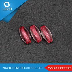 スピンドルボディ 12mm ピンク染色新しい方法 ABS プラスチックビード