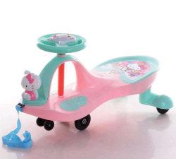 Automobile poco costosa del giocattolo di torsione dell'oscillazione del bambino della fabbrica della Cina da vendere