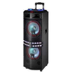 Яркие огни портативный усилитель динамика Bluetooth и FM-радио