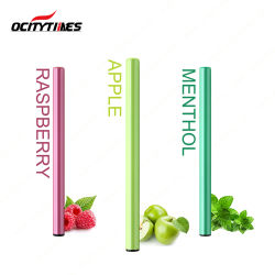 Großhandelspreis Ocitytimes des Miniwegwerfe Zigarette der größen-500 der Hauch-E Saft-