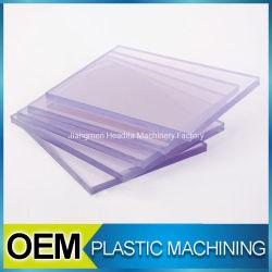 OEM ODM Transparent en plastique ABS PP PTFE en Nylon de l'usinage