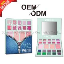 2020 Professional Makeup Eye Shadows 24 colori, 20 Colour Eye Shadows+4 Colour Blusher Creative Zipper nuovo prodotto