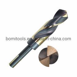 Personnaliser les outils de perçage avec une réduction de la queue de 31/32 ou coniques forets hélicoïdaux HSS Diamond Bit