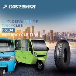 나이지리아 이집트 모터 세발자전거 Ds134 4.00-8를 위한 관이 없는 또는 관 ATV 고무 타이어 또는 타이어 지형 높은 Qualiy 모든 기관자전차 또는 모터