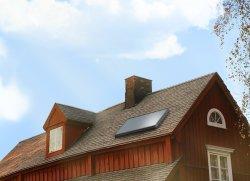 Rápida instalación Tankless Sun Pad el Sistema de calefacción solar de agua compacto