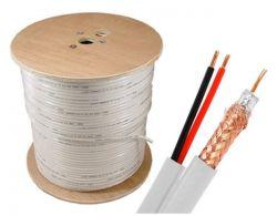 заводская цена Szadp с сертификат CE RG59+2 питание постоянного тока кабеля CCTV