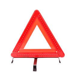 道の機密保護緊急キット車反射LEDの三角形の危険信号