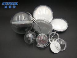 Juwelen van de Bal van de Tegenhanger van Kerstmis van de sublimatie de Lege Plastic