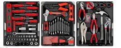 Настраиваемые комбинации инструмент профессионального ручного инструмента домашних хозяйств многофункциональный инструменты Combo комплект с насосом щипцов для стопорных колец