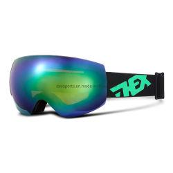 Óculos de esqui de dupla camada de neve Ski and Snowboard Óculos óculos de sol
