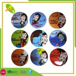 Custom мультфильм Тин кнопку значки с помощью предохранительного штифта (23)