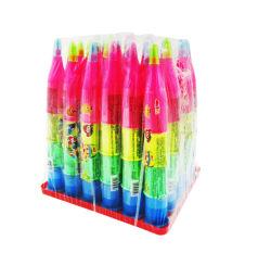 Mayorista de fábrica nueva gracioso escrito en forma de lápiz con el dedo de Hard Candy