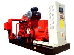 200квт биогаза Cummins генераторная установка/генераторах ТЭЦ Co-Generation блока управления