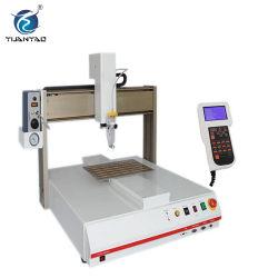 Lötmittel-Pasten-hohe Tischplattenpräzision, die automatische Maschine zuführt