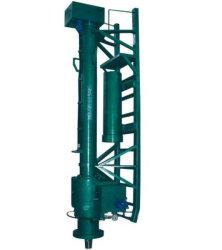 Gk1000 100 Bar/ 1450psi Hidráulico de Alta Pressão Máquina de puncionamento a quente
