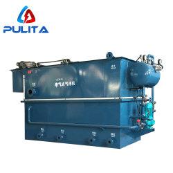 Ce 15 cbm Daf Tratamiento de aguas residuales industriales ISO de flotación por aire disuelto