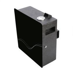 Amós Aroma fragancia eléctrico portátil nuevo diseño de escritorio de la máquina de aire PURIFICADOR DE AIRE Purificador de aire comerciales SPA