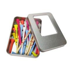 Mini kundenspezifisches Golf-Stück-Geschenk-Set