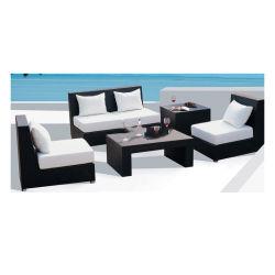 Diseño especial sofá patio Muebles de exterior