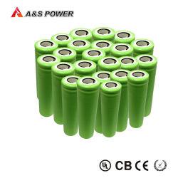 Navulbare 3.7V 3000mAh 18650 lithium-Ion Batterijcel voor Zonne LEIDENE Lichten