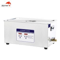 22L de nettoyeur ultrasonique pour outils de nettoyage de pièces de matériel de cuisine