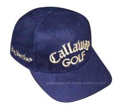 Wholesales Tapa de Golf de algodón personalizadas con bordado en 3D.