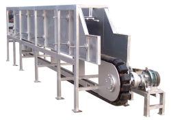 Fleischverarbeitung-Maschine Konzipieren-Zeichnung des Schwein-200-500/Day nach Maß Abbruch/geschnitten/kühlen