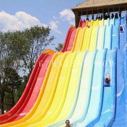 Mejor calidad de fibra de vidrio, el parque de atracciones de agua de los juguetes fabricados por el Parque Acuático Factory