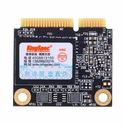 Msh-128 SATA 6 Gbit/S disque dur SSD MSATA Mini de 128 Go de la moitié de la taille de disque dur SSD 120 Go
