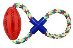 De kabel kauwt Stuk speelgoed van de Hond van de Manier van het Speelgoed van het Huisdier het Beste Duurzame