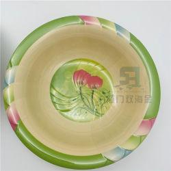 Commerce de gros de la mélamine Imitation bol en plastique de la vaisselle en porcelaine plaque en plastique