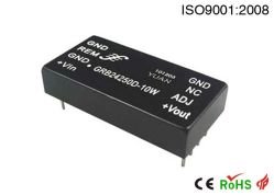 높은 통제된 전압 산출 DC DC 변환기 IC/Circuit Grbxxxxd-Xw-a/B 시리즈