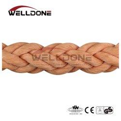 Cuerda de amarre de polietileno PE/amarre cuerda para Pontoon Boat inflables