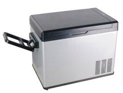 DC портативный холодильник автомобильный холодильник с передвижной блок ручки (ZM-40D)