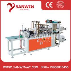 Китай автоматический двойной слой CPE TPE PE HDPE LDPE одноразовой пластиковой крышки вещевого ящика бумагоделательной машины