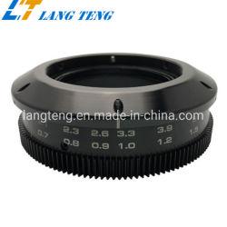 디지털 SLR 사진기를 위한 알루미늄 렌즈 관