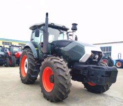 Alimentação de fábrica 130HP 150HP 180HP 210HP 4WD tractor agrícola de máquinas agrícolas fabricados na China
