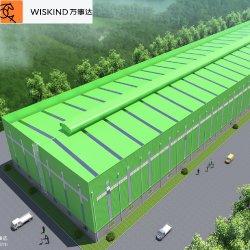 Индикатор Prefabricate сталь/Q235B/Q355B/C&Z Purlin//стальные конструкции здания для производства продовольствия семинар/лапшой завод/Школы/выставочный зал